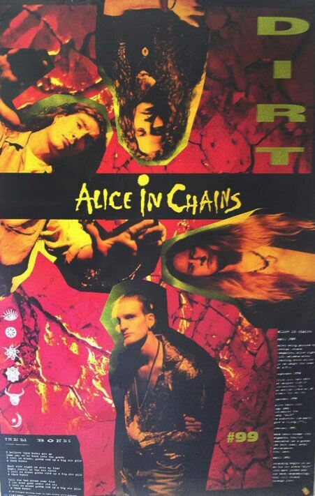 Alice In Chains Dirt Alice In Chains Layne Staley Staley
