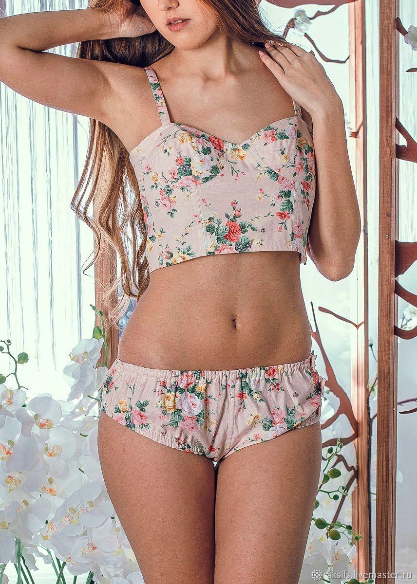 Женское нижнее белье из натуральных тканей купить ремонт массажер для тела