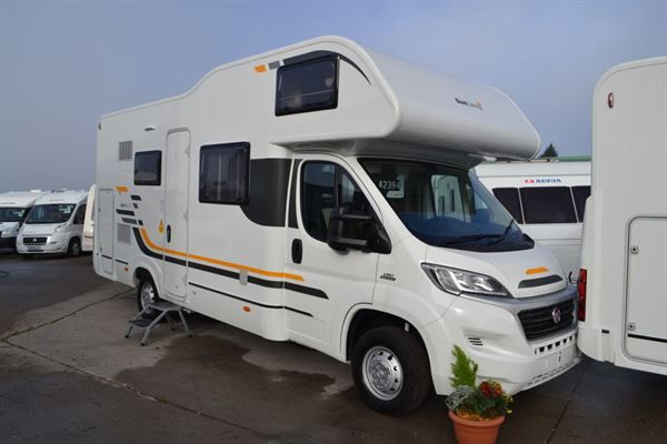 Adria Motorhomes Sun-Living Lido A45DK - For Sale - New & Used Motorhome & Campervan Reviews - Out and About Live