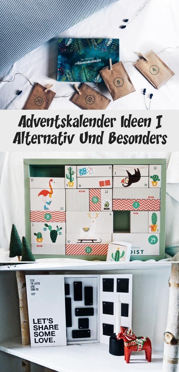 Besondere Adventskalender, Essen, Food Kalender, nachhaltig, Naturkosmetik, Nach…,  #Advent…
