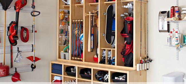 Lowe S Home Improvement Room Storage Diy Wood Lockers Storage Center