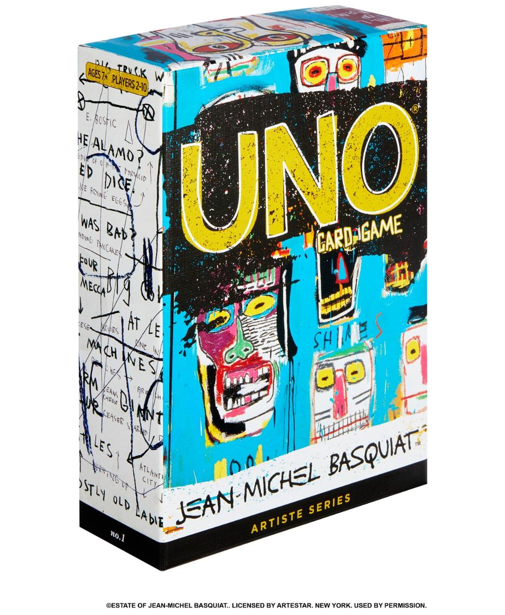 Mattel UNO Artiste Series No. 1, UNO® Card Game Featuring