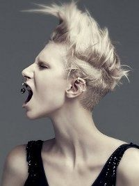 Admirable Alternative Hairstyles Cool Hair And Alternative On Pinterest Hairstyle Inspiration Daily Dogsangcom