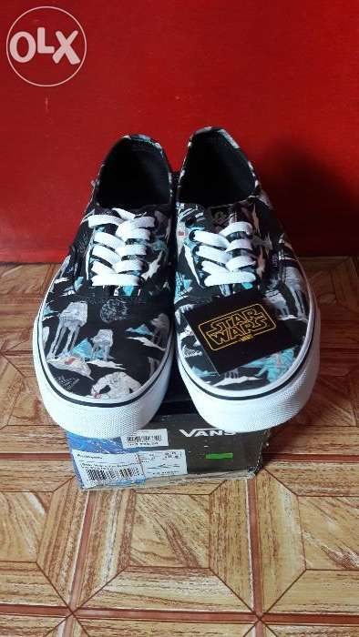 c941381934115b Vans X star wars ( limited edition ) For Sale Philippines - Find Brand New  Vans X star wars ( limited edition ) On OLX