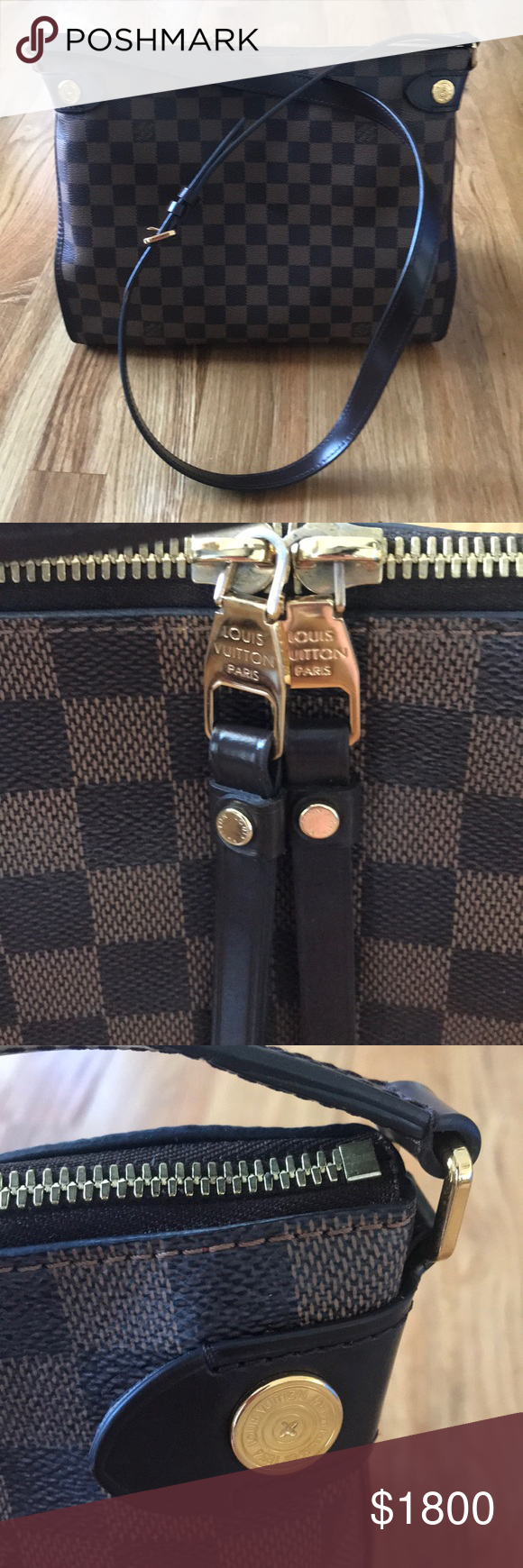 236682962e37 Authentic Louis Vuitton Duomo Crossbody Authentic crossbody in DE Interior  looks perfect- no stains or
