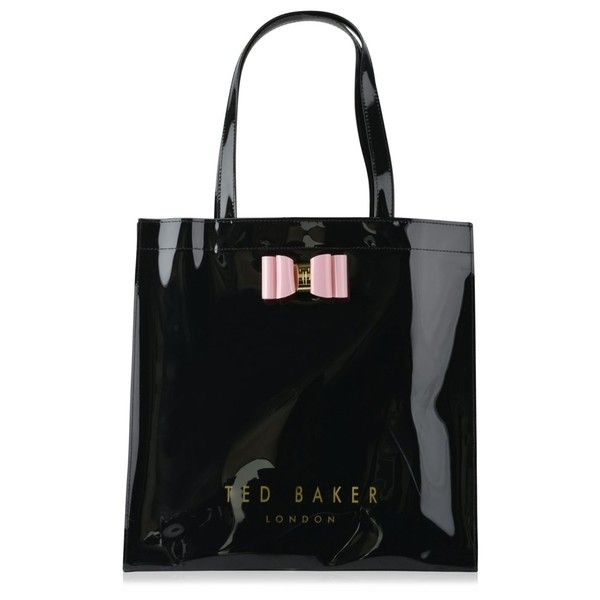 Ted Baker Bethcon Icon Bag 725 320 Idr Liked On Polyvore Featuring Bags Handbags Tote Bags Ted Baker Tote Tote Bag P Ted Baker Tote Bag Bags Tote Purse