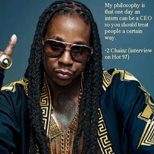 2 Chainz Quotes This Was My Favorite Line From A Recent Interview He Did With Hot 97 .