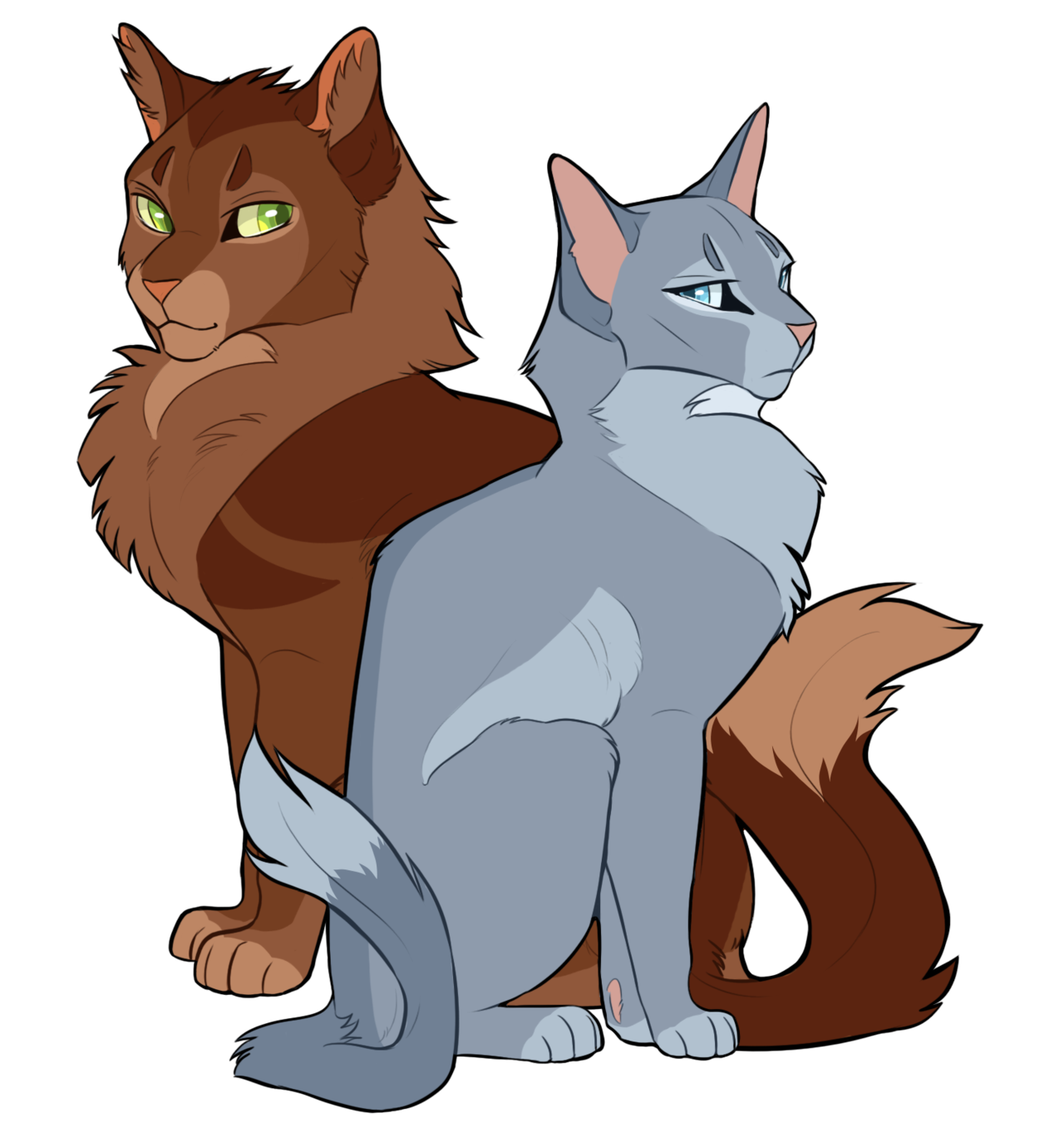 Baby I Ve Only Got Eyes For You With Images Warrior Cats Fan