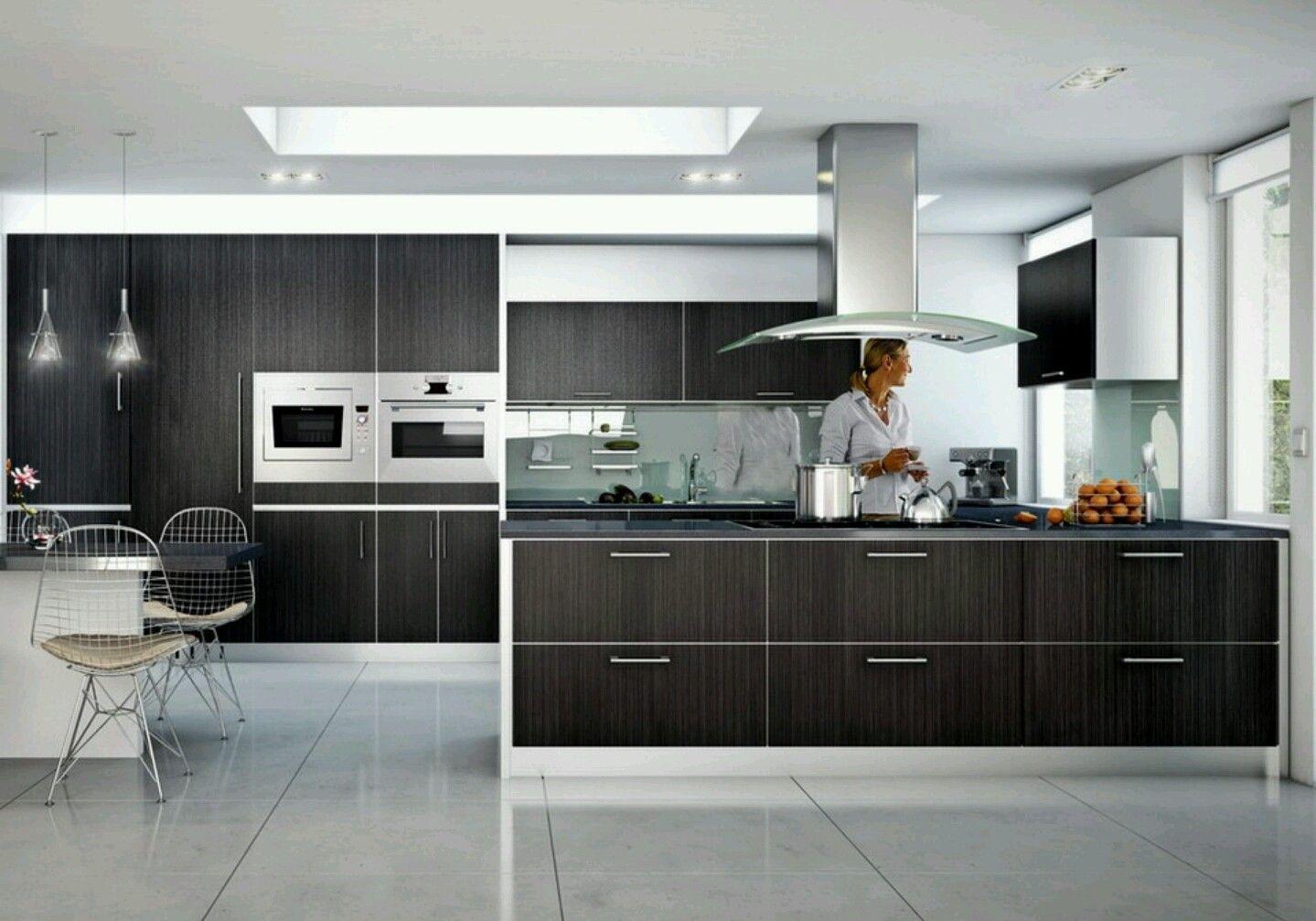 Fantástico Muebles De Cocina Contemporánea En Línea Embellecimiento ...