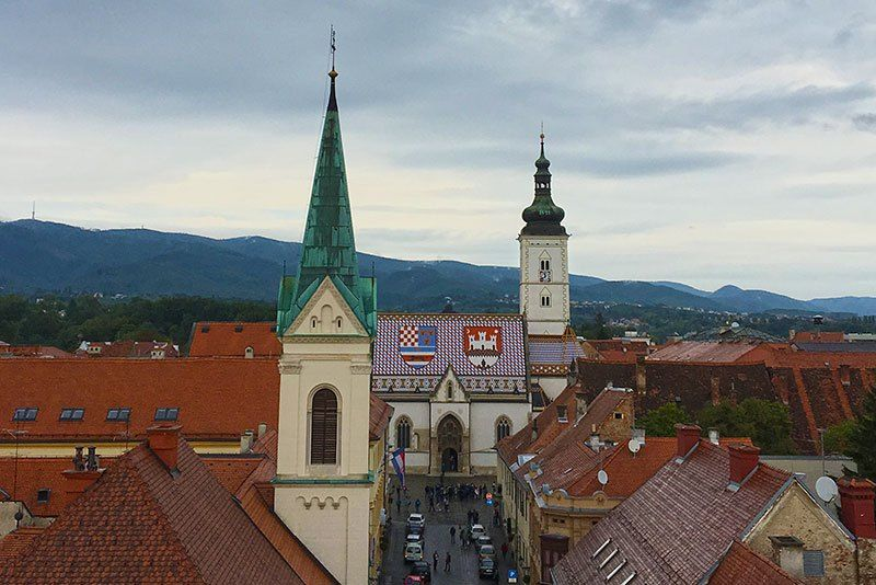 Things To Do In Zagreb A Local S Guide To The Capital Of Croatia Zagreb Croatian Coast Europe Destinations