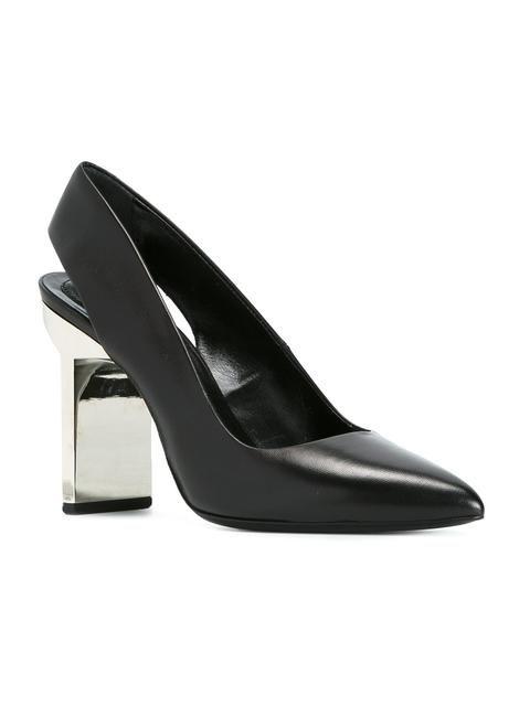 Kenzo Leather Heels 6BpvO1b