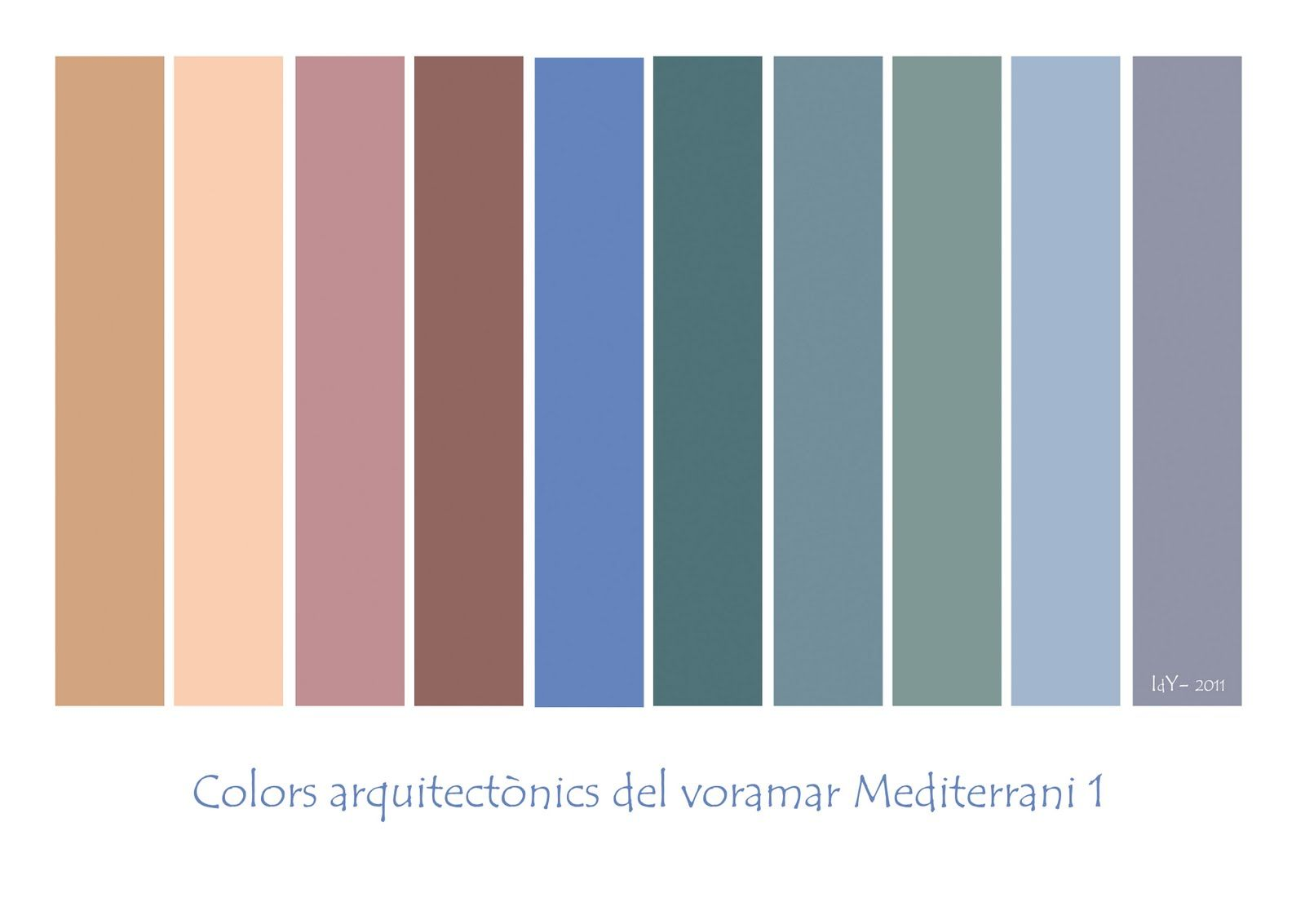 architectural color schemes interior design ideas