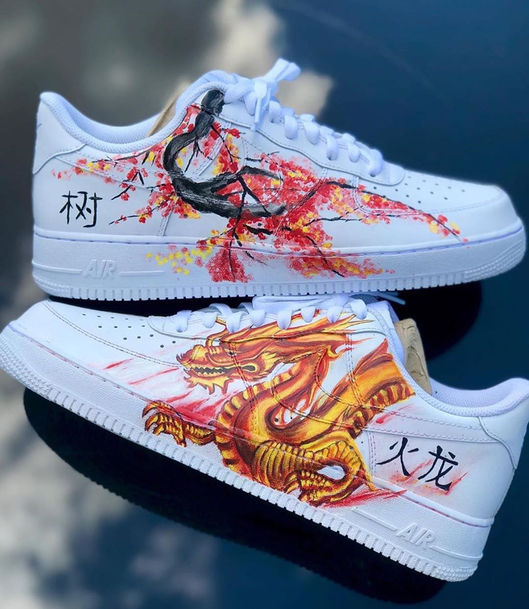 Custom Sneaker By kickzincolors in 2020   Nike shoes air