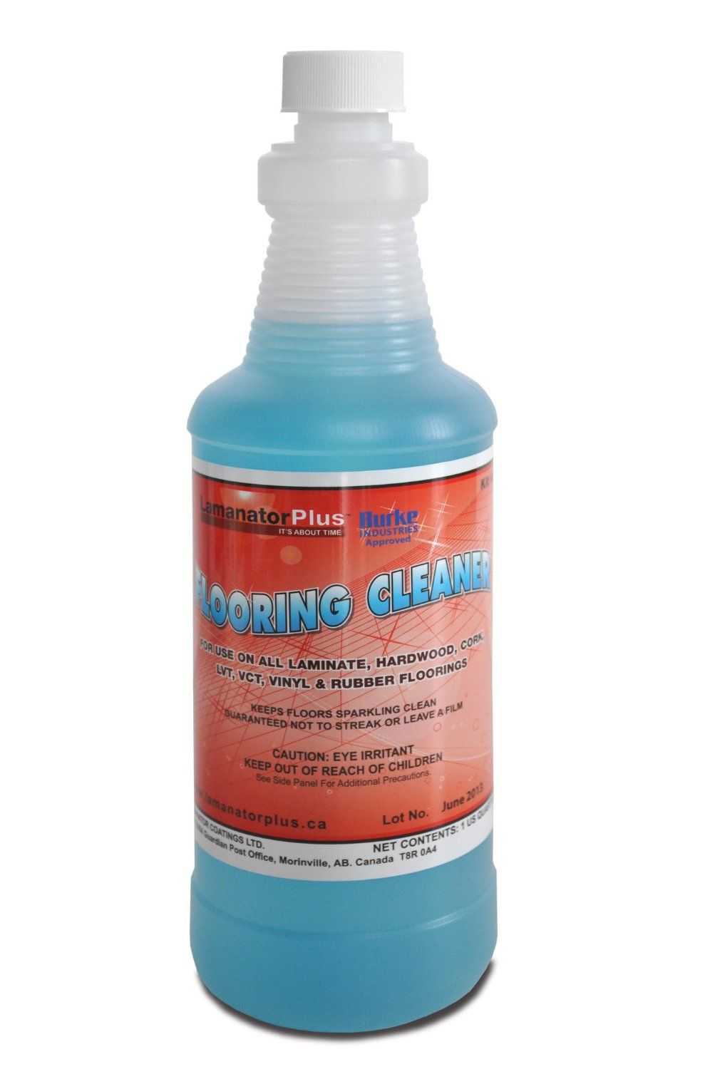 Maintain The Look Of Your Laminate W Our Floor Cleaner