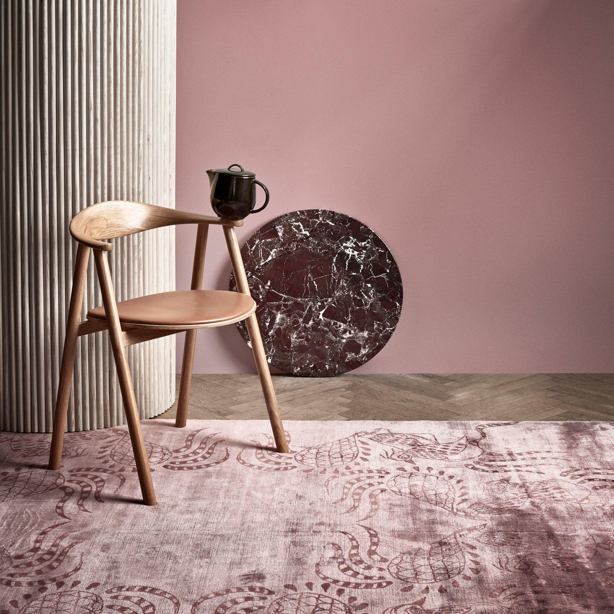 un tapis rose poudr - Tapis Rose Poudre