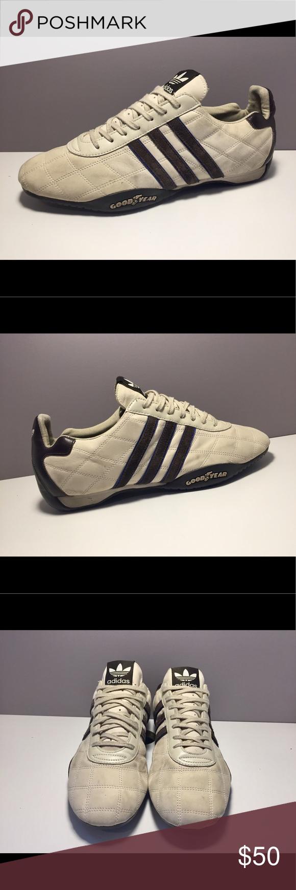 Adidas Tuscany Shoes - Goodyear Adidas
