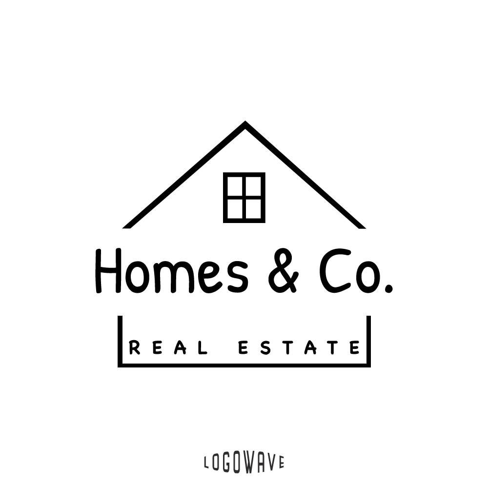 Home Logo  House Logo  Real Estate Logo  Realtor Business Logo  Handmade Home Logo  Realtor Custom Logo  Property Logo  Home Agent Logo is part of home Logo Ideas - KreativDesk Please don't hesitate to convo me with any questions  Thanks for visiting my Shop! ♥Stella♥