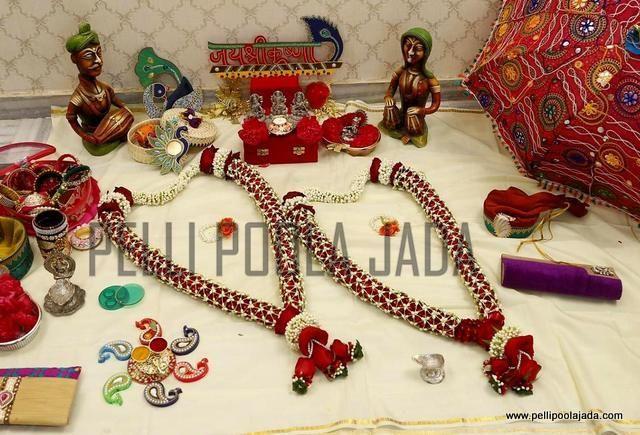 Order Indian Wedding Fresh Flower Garlands Online