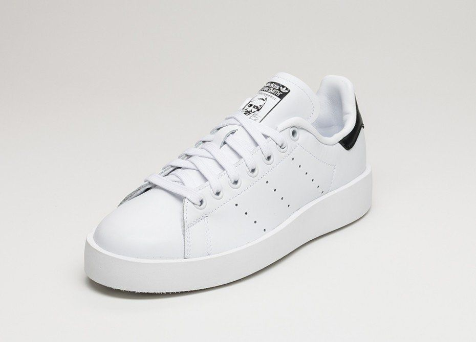 uk availability 86736 a1cae adidas Stan Smith Bold (Ftwr White   Ftwr White   Core Black)