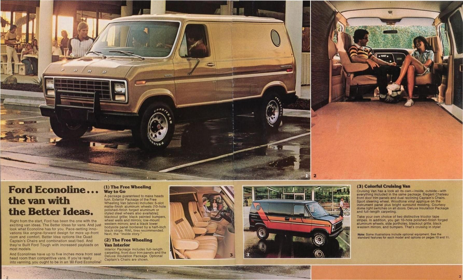 1980 Ford Econoline Van Directory Index Fmc Trucks Vans