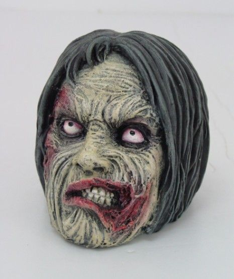 Woman Zombie Statue [9145] - $16.49 : Mystic Crypt, the most unique, hard to find items at ghoulishly great prices!