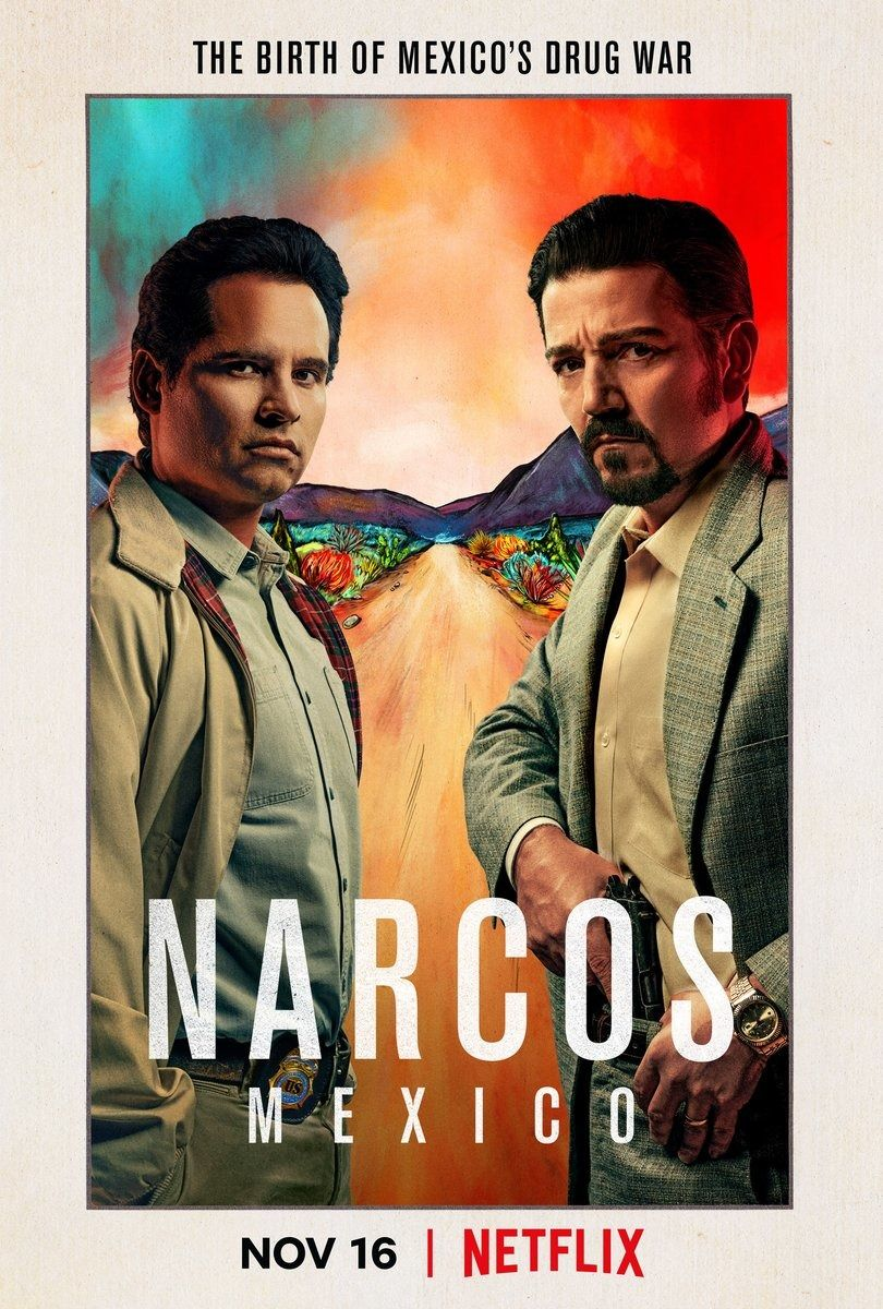 Return to the main poster page for Narcos: Mexico (#4 of 4) | Series
