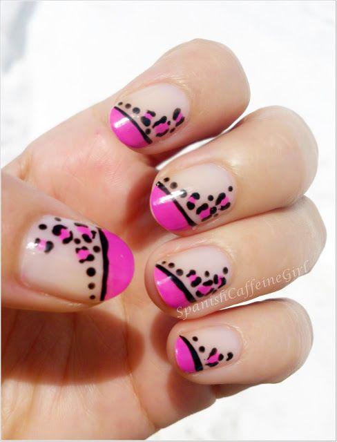 Spanish Caffeine Girl   Nails   Pinterest   Caffeine and Amazing nails