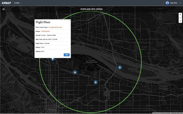 AirMap and American Association of Airport Executives Launch UAS