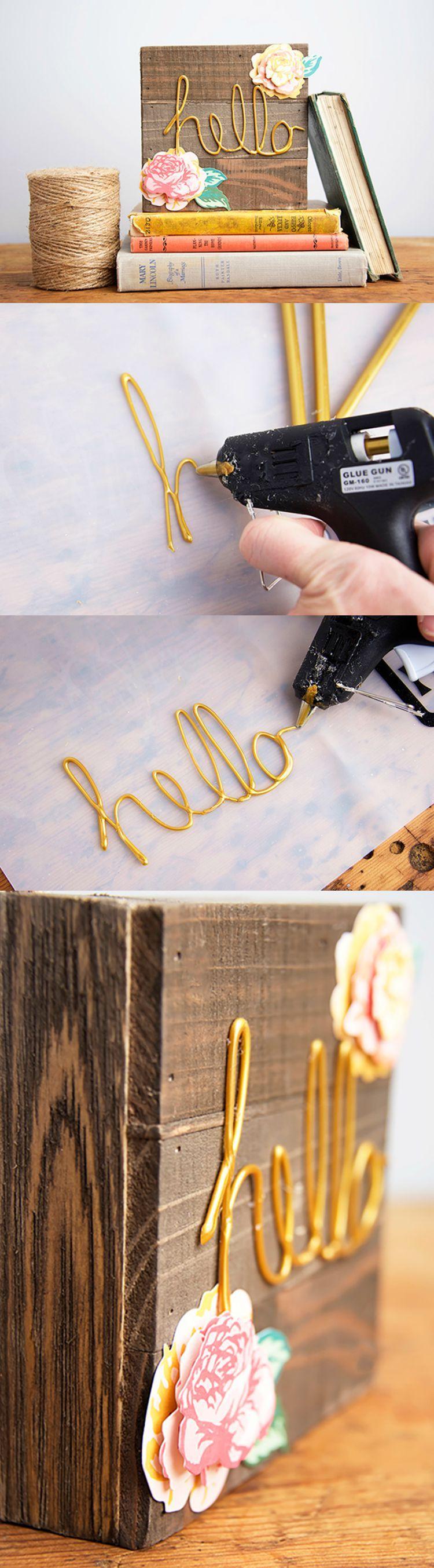 letras con silicona caliente diy y manualidades pinterest bricolage deco et decoration. Black Bedroom Furniture Sets. Home Design Ideas