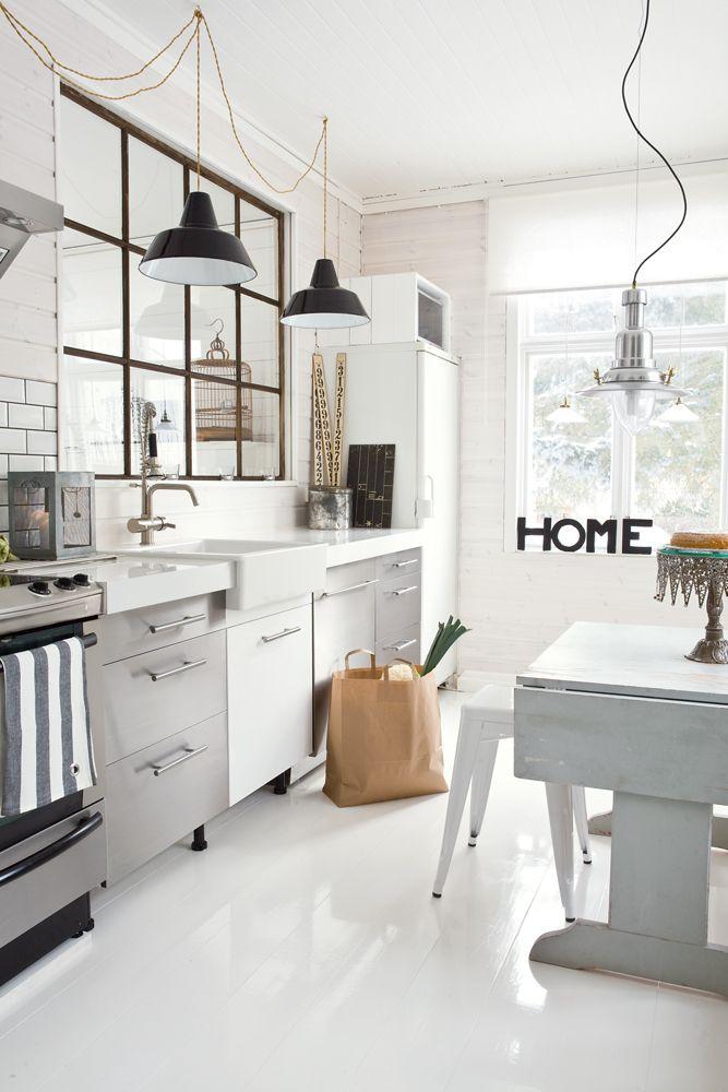20 Best Industrial Kitchen Design Ideas Modern Kitchen Design