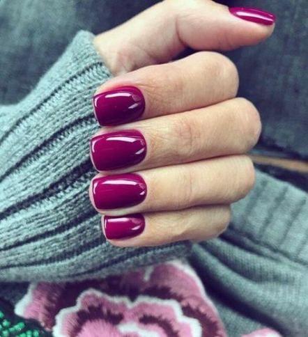 58 Trendy Nails Colors Fall 2019