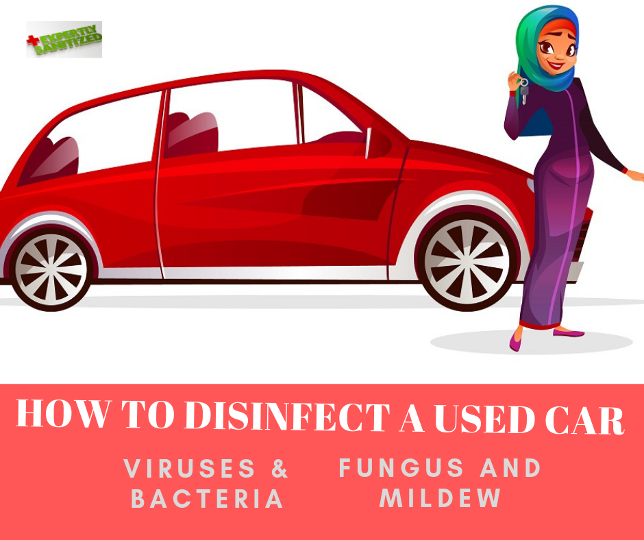 How To Disinfect A Used Car Used Cars Online Used Cars Buy Used Cars
