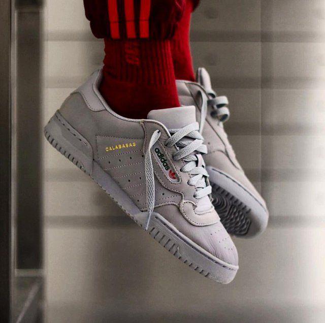 bd2df09c9 Adidas Yeezy Powerphase Calabasas Grey de 2019