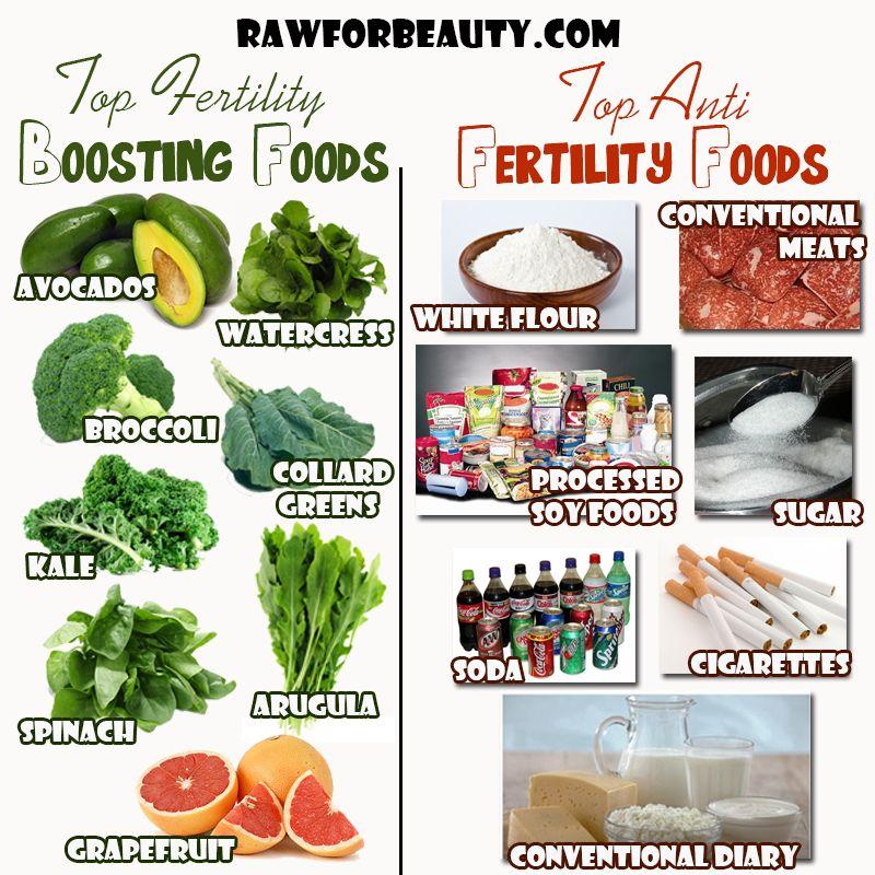 Best Diet For Fertility Male