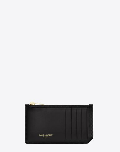 Yves Saint Laurent Zipped Card Holder Me Christmas gift from the family. I  know this bc I ordered it. 306b35cafb