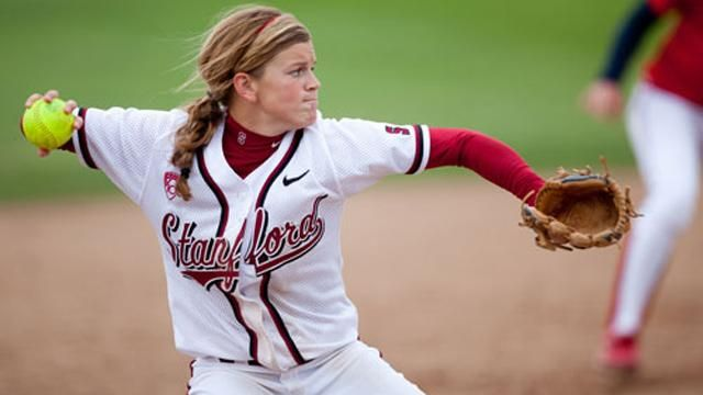 Stanford Infielder Stanford Softball Softball Ncaa Softball