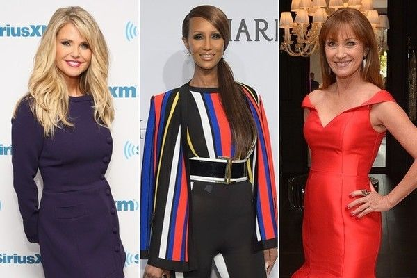 The Most Beautiful Women Over 60 - These stars prove that age is nothing but a number. - Photos