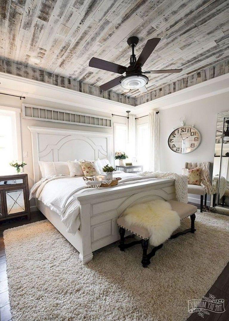 48 Beautiful Farmhouse Style Master Bedroom Ideas Remodel Bedroom Farmhouse Master Bedroom Stylish Master Bedrooms