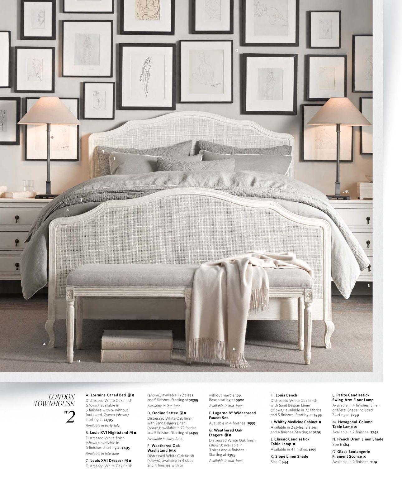 4 room master bedroom design  Beautiful bedroom design idea  Sanctuary  Pinterest