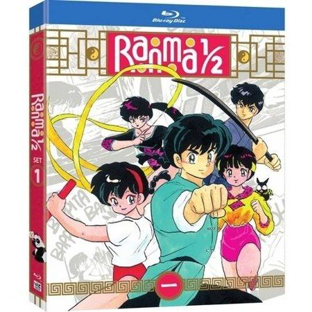 Ranma 1/2 Set 1 (Blu-ray) in 2019 | 0 0movie shopping | Anime, Anime