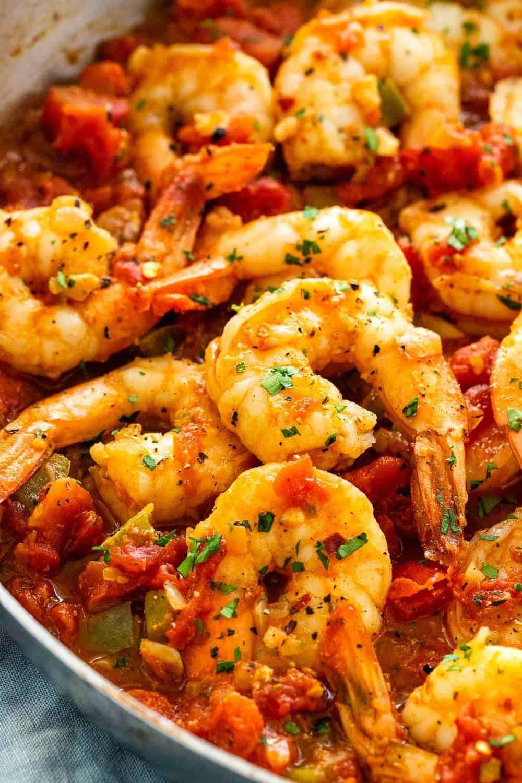 Fiery Shrimp Diablo | The Recipe Critic #mexicanshrimprecipes