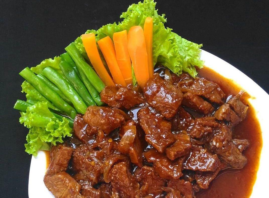 Resep Bistik Daging Sapi Sederhana Cukup 5 Langkah Saja Resep Resep Masakan Resep Daging Resep