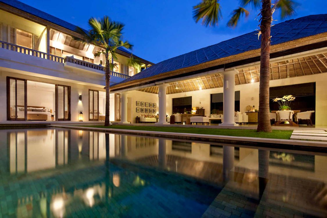 Villa Adasa is designed in traditional Balianese style situated in a prestigious gated estate, the Laksmana enclave, in the heart of vibrant Seminyak.