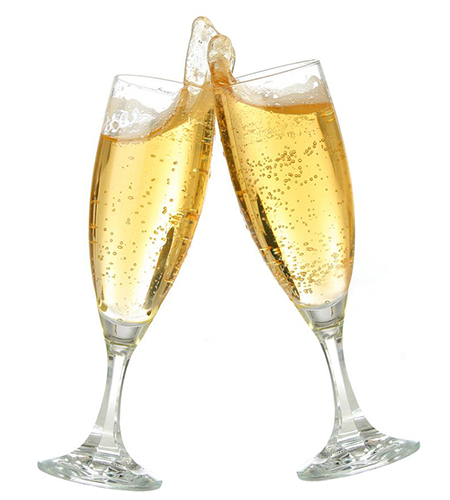 Champagne Toast Png 450 500 Champagne New Year S Eve