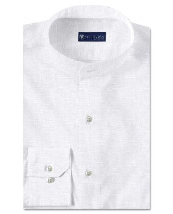 Buy Durban White custom shirts online made from the fibers of ...
