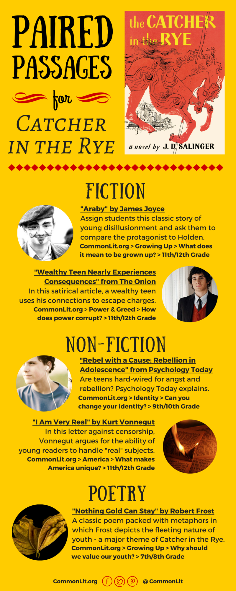 language catcher in the rye 13 things you might not know about the catcher in the rye rejoinder or specific criticism of any character or theme of catcher only one english-language.