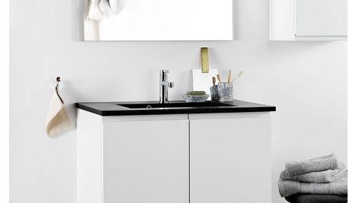 Als je zuivere lijnen wilt, is de Linea badkamer de perfecte ...
