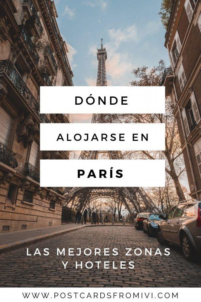 Dónde alojarse en París: mejores zonas para dormir - Mi