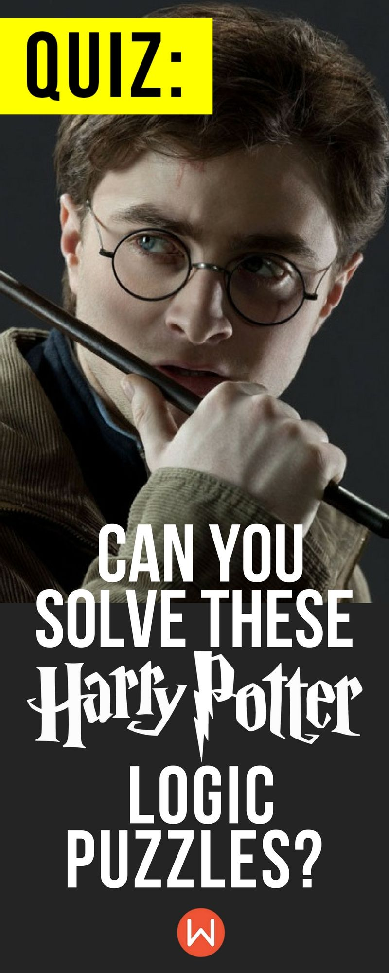 Quiz: Can You Solve These Harry Potter Logic Puzzles