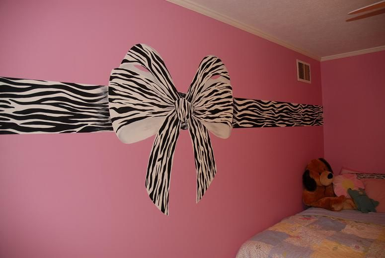 bedroom ideas for teenage girls, zebra print | Gretchen ...